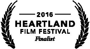 2016 Heartland Film Festival Finalist