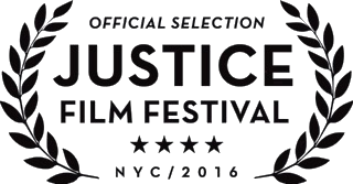 Official Selection Justice Film Festival 2016